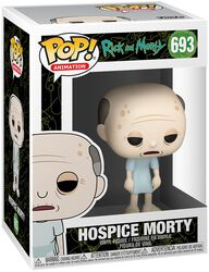 Season 4 - Hospice Morty Vinylfiguur 693