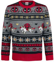 Licorne - Taco - Christmas Sweater