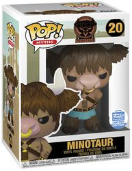 Mythes - Minotaure (Funko Shop Europe) - Funko Pop! n°20
