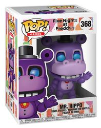Pizza Sim - Mr. Hippo - Funko Pop! n° 368