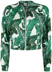Tropical Leaves Bomber