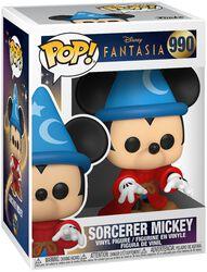 Fantasia - Sorcerer Mickey Vinylfiguur 990