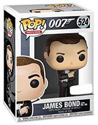 James Bond (Sean Connery) In Dr. No Vinylfiguur 524