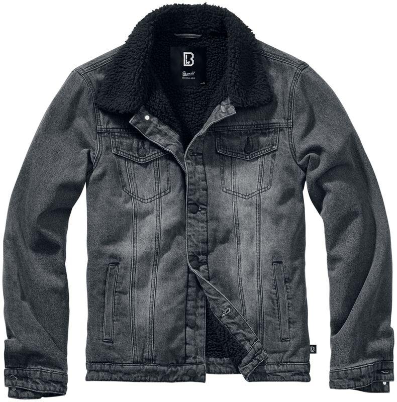 Sherpa Denim Jacket