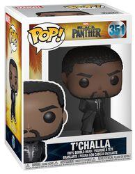 Figurine En Vinyle T'Challa 351