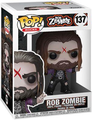 Rob Zombie Rocks - Vinylfiguur 137