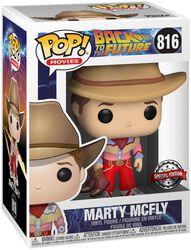 Marty McFly - Funko Pop! n°816