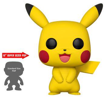 Pikachu (Lifesize) - Funko Pop! n°353