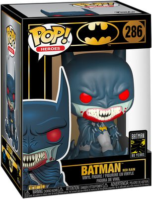80th - Batman Pluie De Sang - Funko Pop! n°286