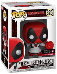 Cheerleader Deadpool Vinylfiguur 325