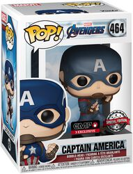 Endgame - Captain America - Vinylfiguur 464
