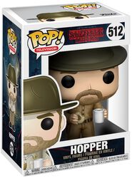 Figurine En Vinyle Hopper Avec Un Beignet 512 (Chase Possible)