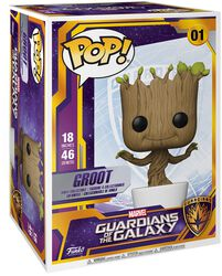 Dancing Groot (Life Size) - Funko Pop! n°01
