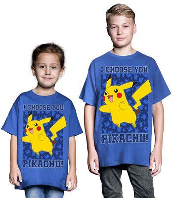 Pikachu - I Choose You