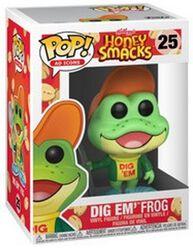 Dig em Frog (Ad Icons) Vinylfiguur 25