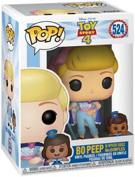 4 - Bo Peep with Officer Giggle McDimples Vinylfiguur 524