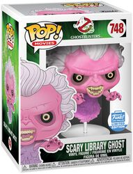 Scary Library Ghost (Funko Shop Europe) Vinylfiguur 748