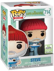 The Life Aquatic ECCC 2019 - Steve (Funko Shop Europe) Vinylfiguur 714