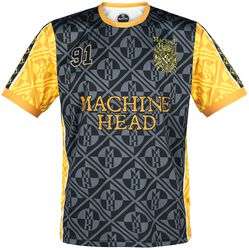 Amplified Rock FC - Machine Fucking Head - Trikot