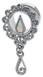 Hautwek Antique Silver Pearl