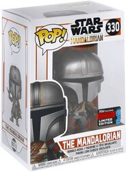 NYCC 2019 - The Mandalorian (Funko Shop Europe) - Funko Pop! n°330
