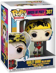 Harley Quinn Roller Derby Vinylfiguur 307