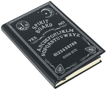 Black and White Spirit - Notebook
