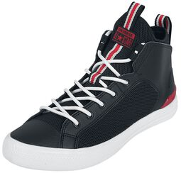 Chuck Taylor All Star Ultra Leather And Mesh Mid