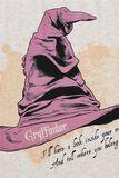 Le Choixpeau Magique - Gryffondor UV