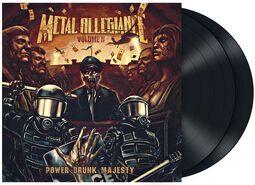 Metal Allegiance Volume II: Power drunk majesty