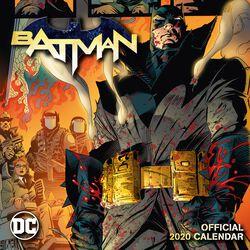 Batman - Calendrier Mural 2020