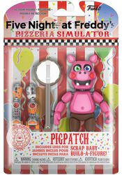Pizza Simulator - Figurine Pigpatch