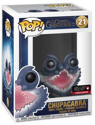 Les Crimes Grindelwald - Chupacabra (EMP Exclusive) - Funko Pop! n°21