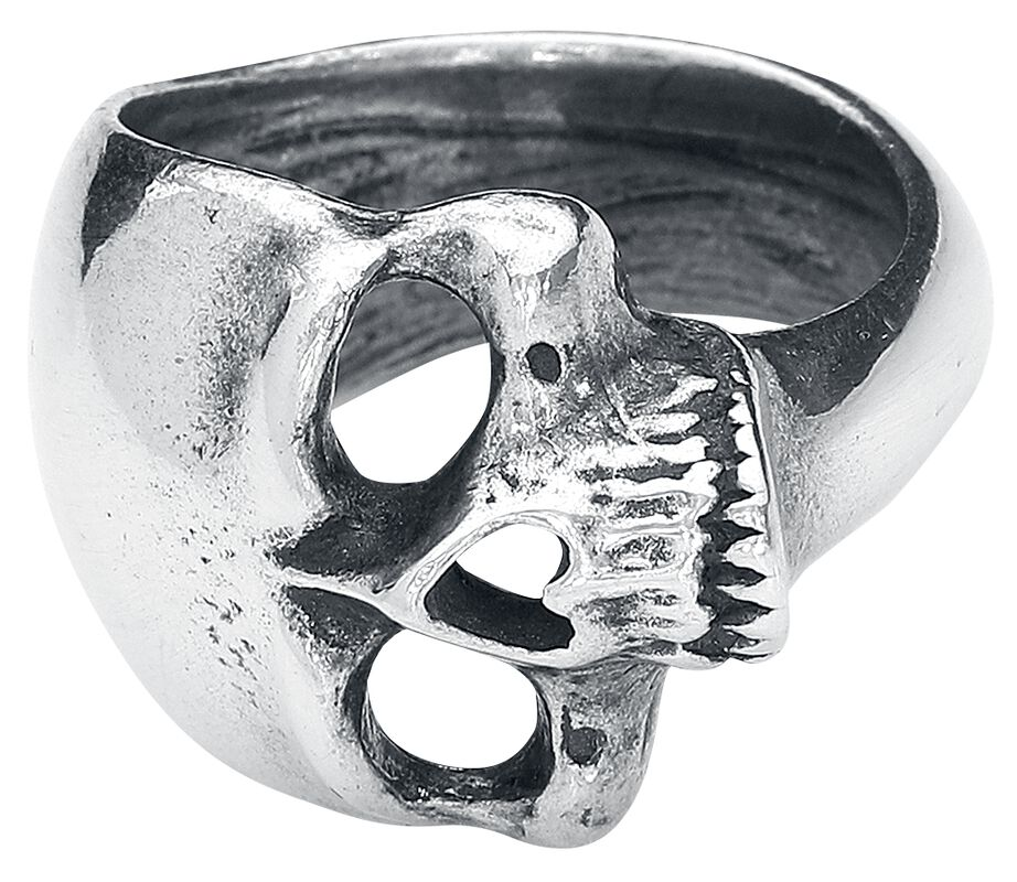 Bague New Skull