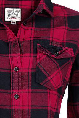 Amy Flannel Checkshirt