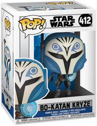 Clone Wars - Bo-Katan Kryze - Funko Pop! n°412