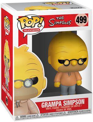 Grampa Simpson Vinylfiguur 499