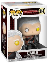 Deadpool 2 - Cable - Funko Pop! n°314