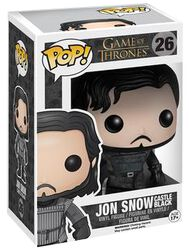 Castle Black Jon Snow Vinylfiguur 26