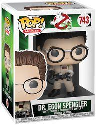 Dr. Egon Spengler Vinylfiguur 743