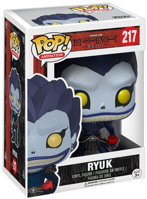 Figurine En Vinyle Ryuk 217