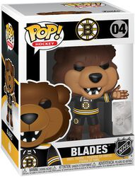 NHL Mascots Boston Bruins - Blades - Vinylfiguur 04