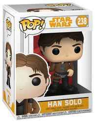 Solo: A Star Wars Story - Han Solo Vinylfiguur 238