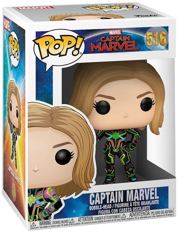 Captain Marvel - Funko Pop! n°516