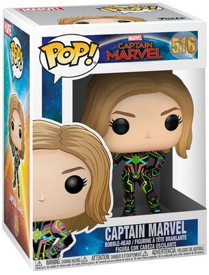 Captain Marvel Vinylfiguur 516