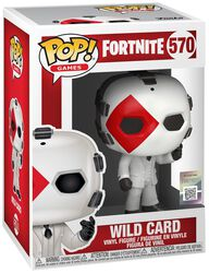 Wild Card (Diamond) Vinylfiguur 570