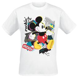 Mickey Rockin' It