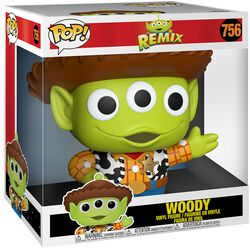 Alien As Woody (Life Size) Vinylfiguur 756
