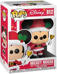 Mickey Mouse (Holiday) Vinylfiguur 612