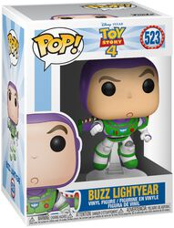 4 - Buzz Lightyear Vinylfiguur 523